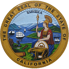 California_State_Seal_Plaque